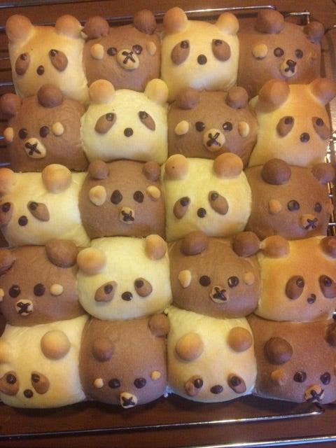 動物ちぎりパン Baking Salon La Boule