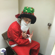 クリスマス営業 サンタ!!浅田ンタ☆の記事に添付されている画像