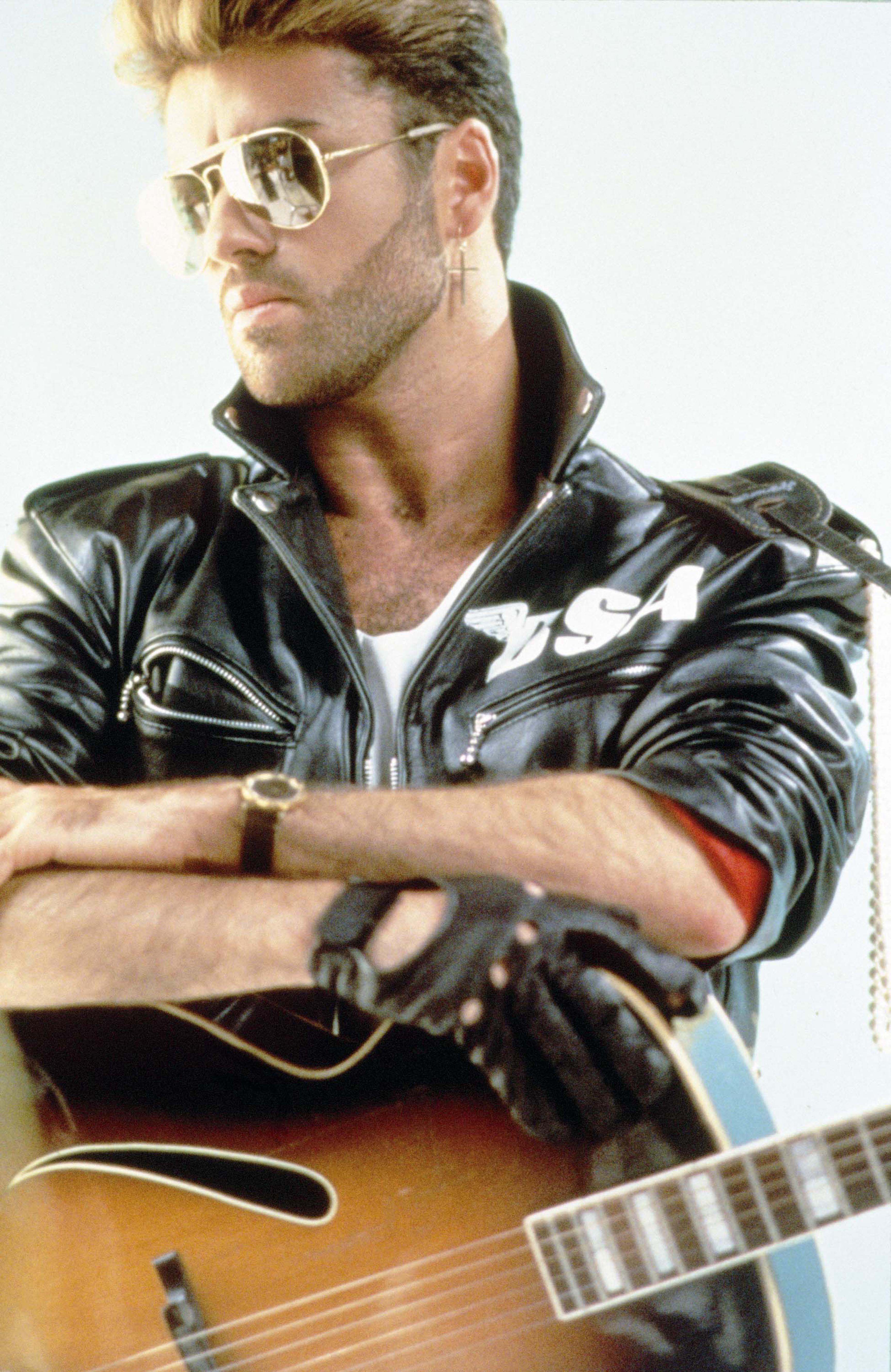 ジョージ・マイケル逝去。彼の作品と偉業の数々を振り返る   HIGH ...