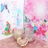 新月の願いが叶う!夢が叶うピンクの紙!の画像