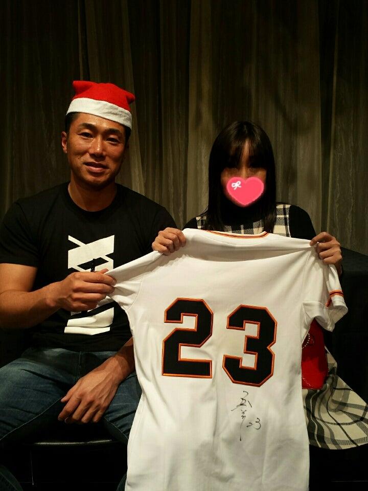 相川亮二選手のクリスマスチャリ...