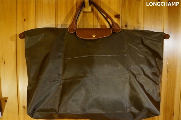 4fffad880308 ロンシャンのトートバッグがお洒落&ナイロンで便利 口コミ 人気色の ...