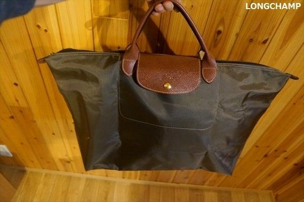 569a8d85c117 ロンシャンのバッグトラベルトートバッグの人気色はカーキ(トープ)、テラ(terra)