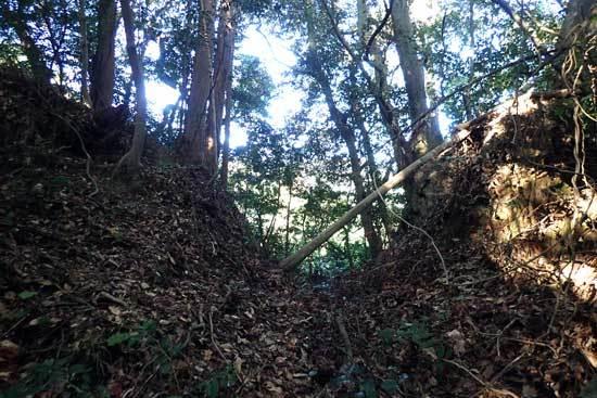 【写13】岩剣城
