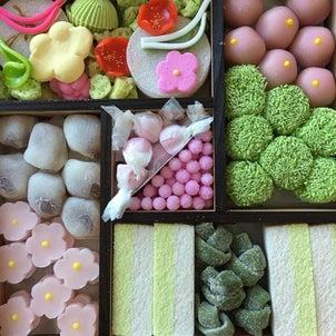 日本の春の色、香港に到来♪の画像