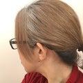 #かっこいい白髪の画像