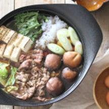 松坂牛ですき焼き