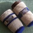 今日は編み物の話題で…