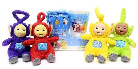 テレタビーズのマガジンなど おもちゃ屋knot A Toy