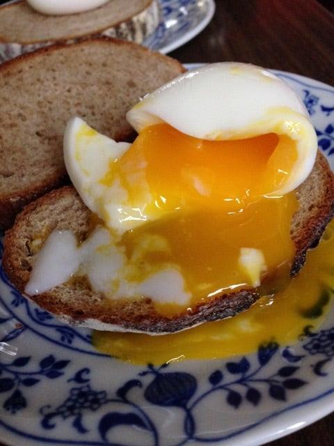 半熟 卵 お湯 から