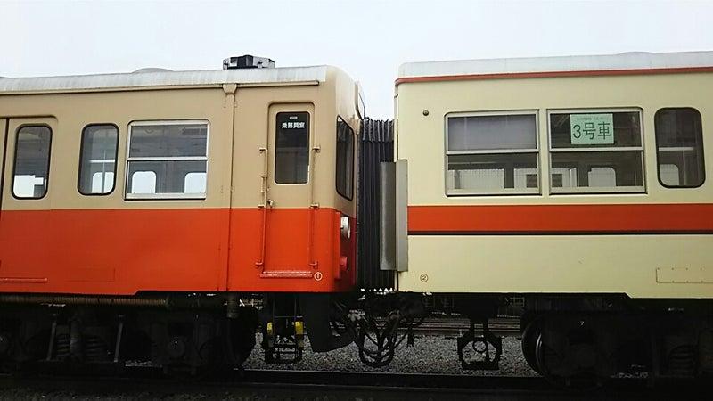 関東鉄道の旧型気動車キハ310形 臨時列車 に乗って 関東鉄道キハ100形
