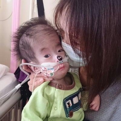 入院16日目☺肝芽腫の記事に添付されている画像