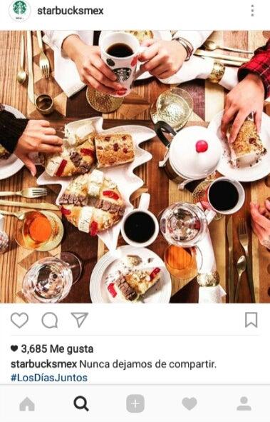 メキシコ•スターバックスのinstagram ♡の記事より