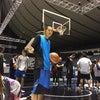 夢の代々木第一体育館でバスケ2017の画像