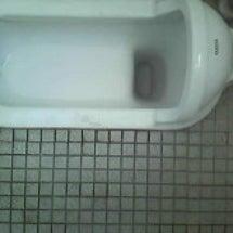 トイレの床掃除 2