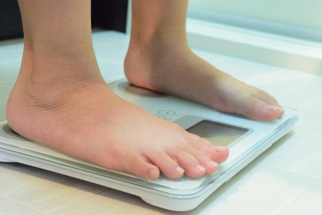 体重 体重計 年末年始