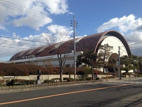 貝塚市総合体育館の画像