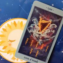 琴座からのメッセージ(広島の占星術スペース)の記事に添付されている画像