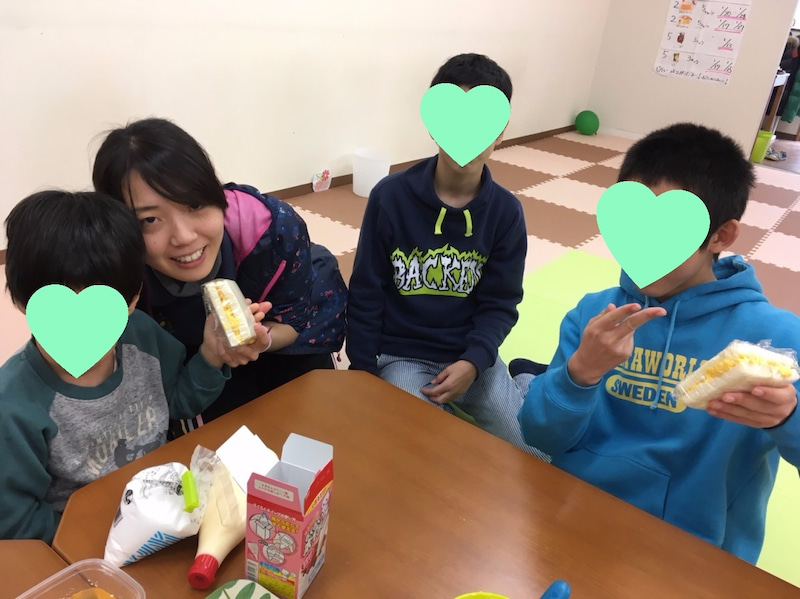 o1200089913845355697 - ☆サンドイッチづくり・映画☆新吉田