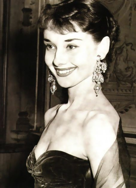 Audrey Hepburn, how fragile..  Time Tested Beauty Tips * Audrey Hepburn Forever