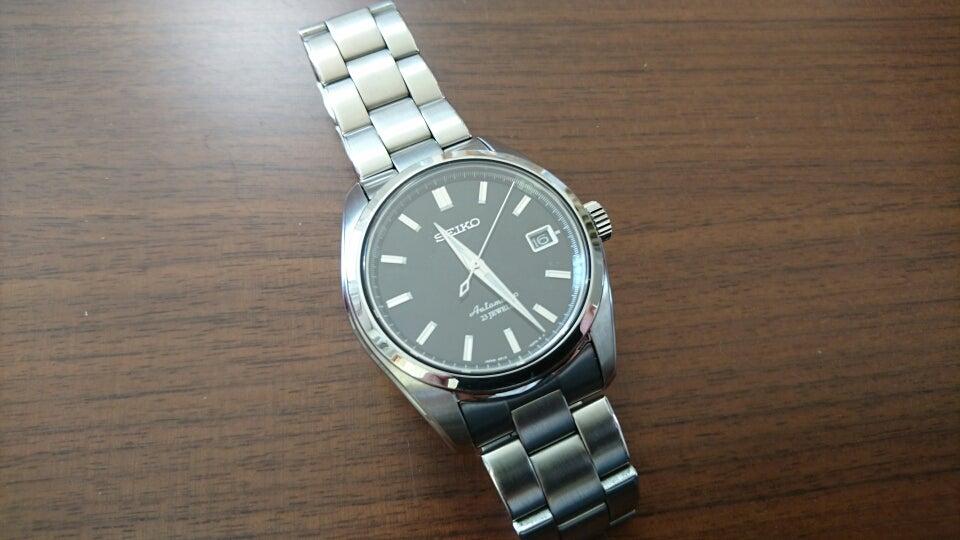 premium selection dcf67 d2136 腕時計セイコーとボールウォッチ | VTR250とらーめん日記