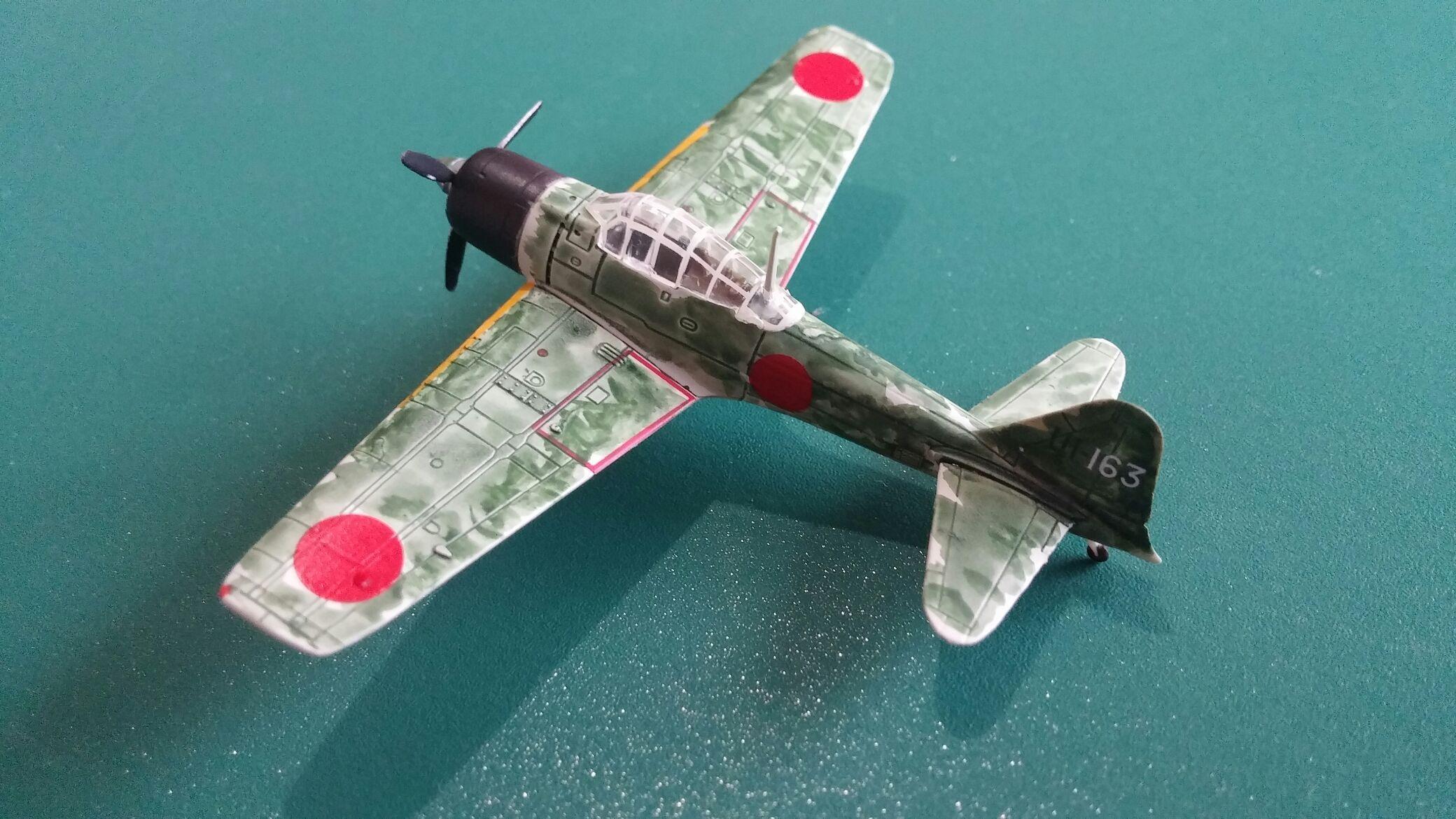 1/144 WCC 零戦32型 第251航空隊