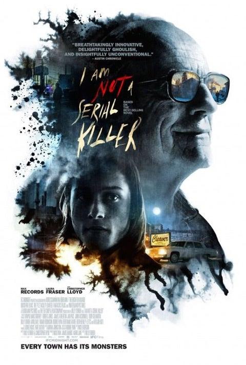 i am not a serial killer アイム ノット シリアルキラー あーぁ