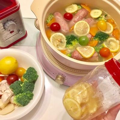 オシャレすぎる鍋『ricopa(リコパ)』でホムパ♡の記事に添付されている画像