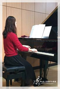 福岡県久留米市 かんたーびれピアノ教室慰問コンサート♪