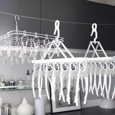 超強力マグネットで洗濯物スッキリ収納の記事に添付されている画像