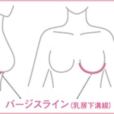 下着東京:Bカップの人がDカップと言われる本当の理由の記事に添付されている画像