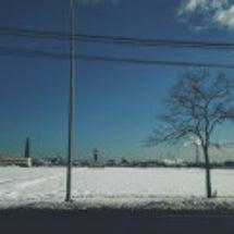 大雪と不安