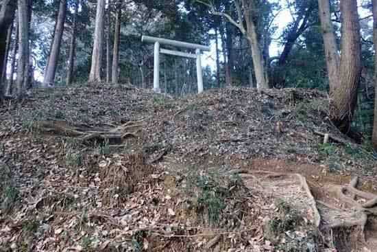 【写8】八王子城