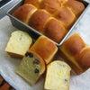 黒豆パンの画像