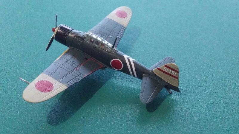 1/144 F-toys 三菱 零戦21型   ...