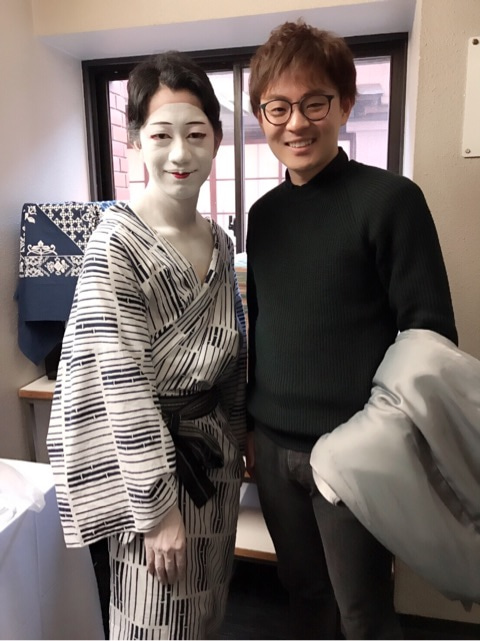 中村壱太郎くん   浅野祥オフィ...