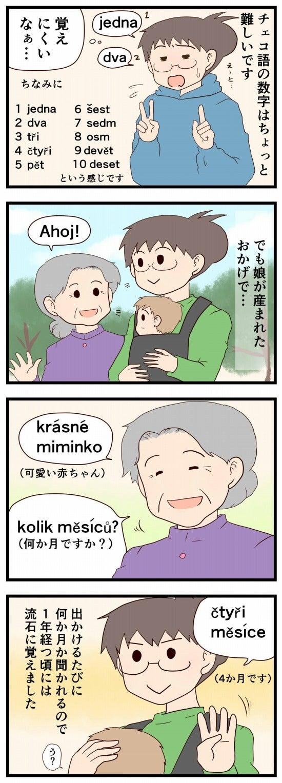 チェコ語の数の覚え方 | 親馬鹿...