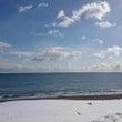 青い空と海、やさしい…
