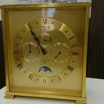 置き時計 ティファニ…