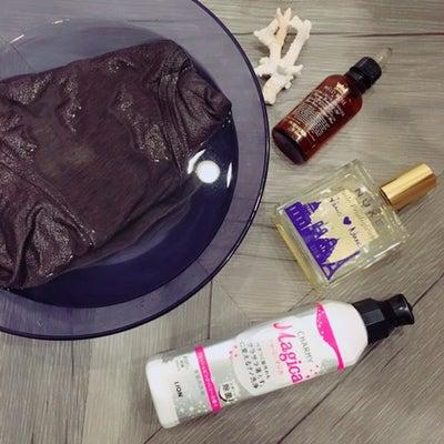オイル美容の落とし穴!服やシーツについてしまった油の酸化臭を落とす方法の記事に添付されている画像