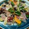 コース料理の前菜の画像