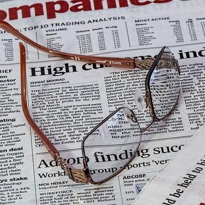 中・上級者向け「たった2日でWall Street Journalが読めるようにの記事に添付されている画像