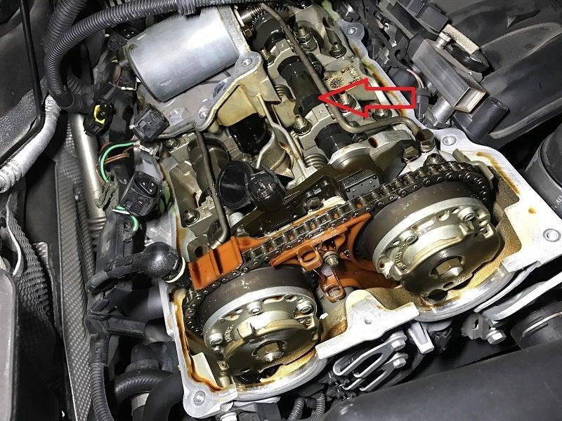 BMW120i(E87)のバルブトロニッ...