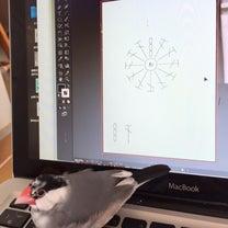 編み図をIllustratorで書く、ための修行開始です。苦行か?の記事に添付されている画像