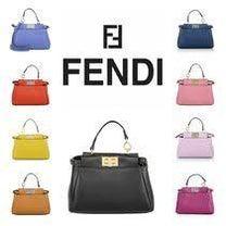 FENDI風バッグとストラップユーの記事に添付されている画像