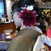 ~生花の髪飾り~の画像