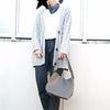 計¥8760無印新デニム×GU¥190バンダナスカーフコーデの画像