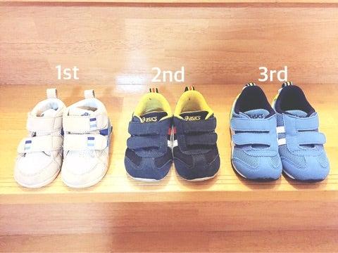 保育園】靴の名前付け