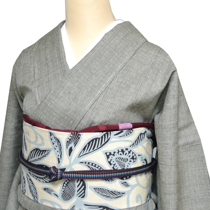 kimono-daiyasuのブログ結城紬と染め帯で