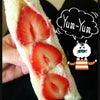 苺サンド。の画像